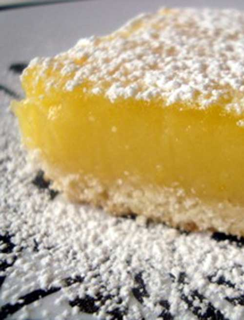 The BEST Freaking Lemon Bars on Earth